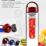 Tritan Fruit Juice Bottle Infused