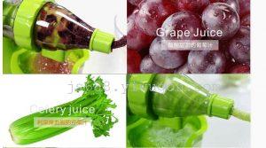 Manual juicer juice machine household baby fruit juice machine5