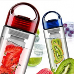 Tritan Fruit Juice Bottle Infused