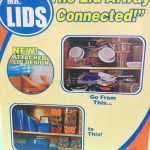 Mr. Lid Box Storages